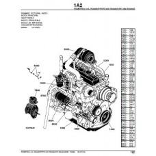 John Deere PowerTech 4.5 L Diesel Engine Parts Manual