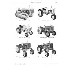 John Deere 40 Series Parts Manual