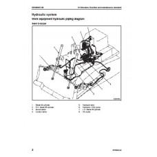 Komatsu D155AX-6 Galeo Workshop Manual