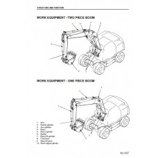 Komatsu PW170ES-6K Workshop Manual