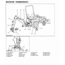 Kubota BX25 Workshop Manual