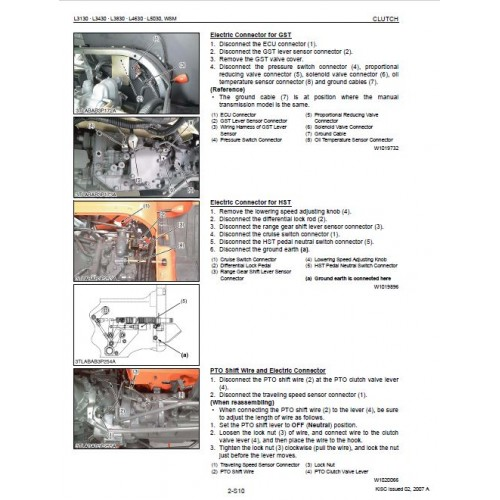 Kubota B7800 Wiring Diagram : 27 Wiring Diagram Images