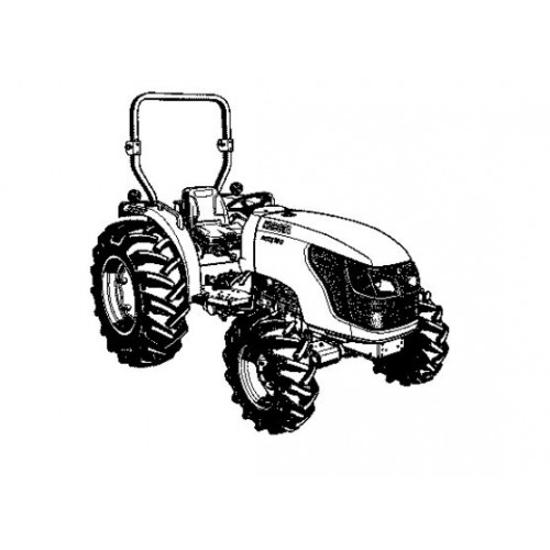 Kubota MX5100H Parts Manual