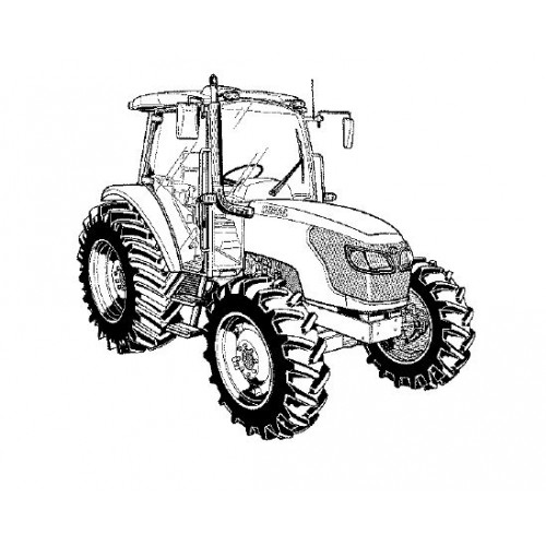 Kubota M5040HDC Parts Manual