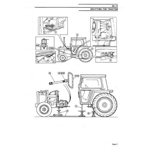Massey Ferguson 390t Workshop Manual