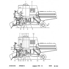 Massey Ferguson 5650 Parts Manual