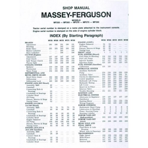 Ferguson To 30 Manual Pdf