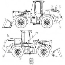New Holland W110B Workshop Manual