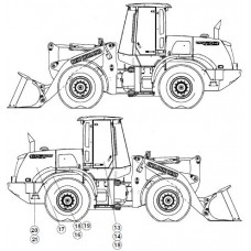 New Holland W130B Workshop Manual