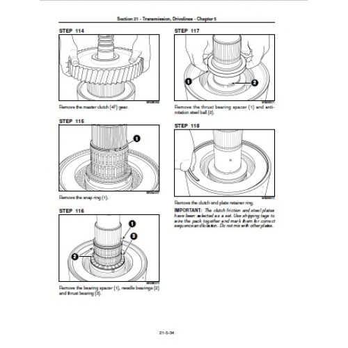 NEW HOLLAND RUSTLER MANUAL - Auto Electrical Wiring Diagram on
