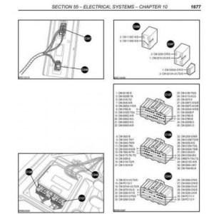 New Holland TM  TM120  TM130  TM140  TM155  TM175  TM190 Workshop Manual