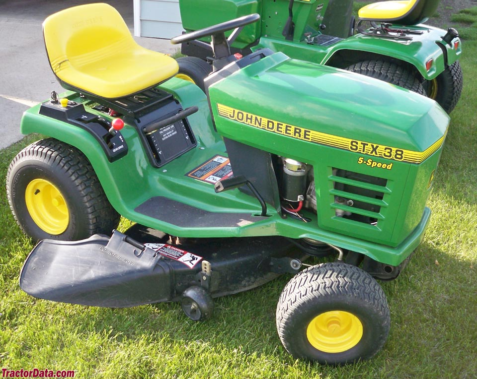 john deere wiring diagram stx38 2003 dodge ram window upgrade questions - mytractorforum.com the friendliest tractor forum and best place for ...