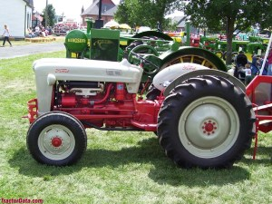Golden Jubilee Ford Tractor  Wiring Diagram Pictures