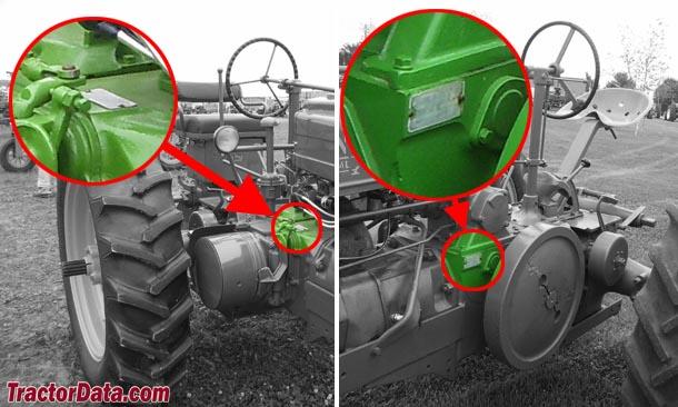 John Deere Bo Wiring Diagram Tractordata Com John Deere G Tractor Information