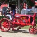 Farmall f 20 on steel wheels