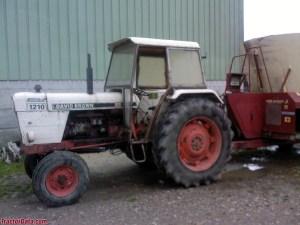 TractorData David Brown 1210 tractor photos information