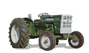 TractorData Oliver 1255 tractor information