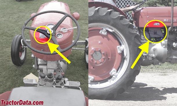 Mey Ferguson Tractor Wiring Diagram Mey Ferguson Tractor Engine