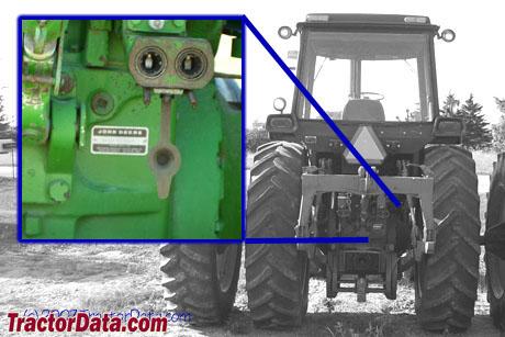 John Deere 4640 Wiring Diagram Tractordata Com John Deere 4640 Tractor Information
