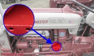 TractorData Ford Powermaster 861 tractor information