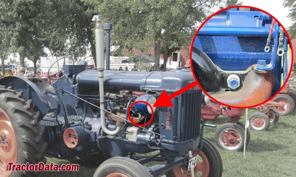 2810 Ford Tractor Wiring Diagram Tractordata Com Fordson E27n Major Tractor Photos Information