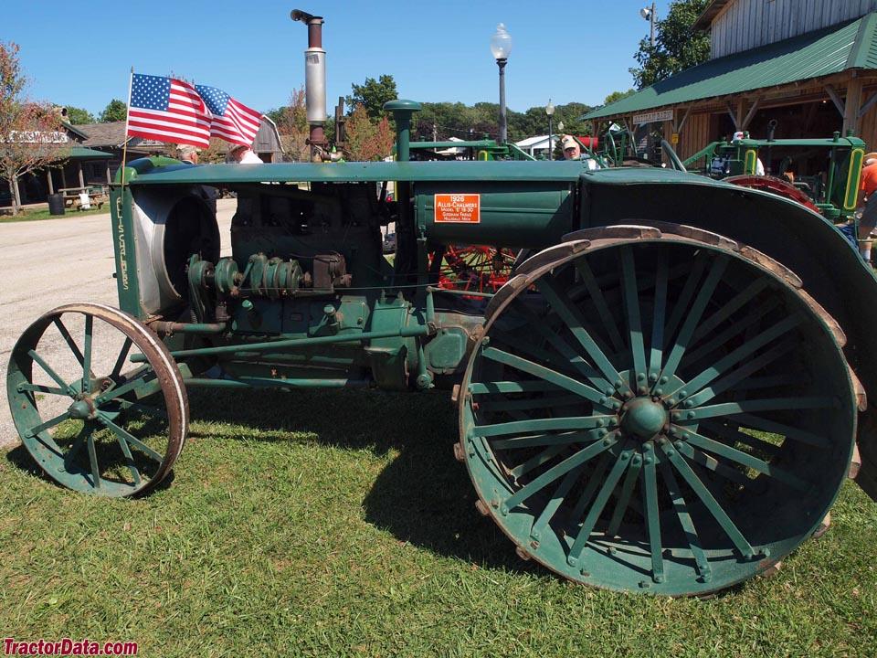 Antique Farm Tractors Sale