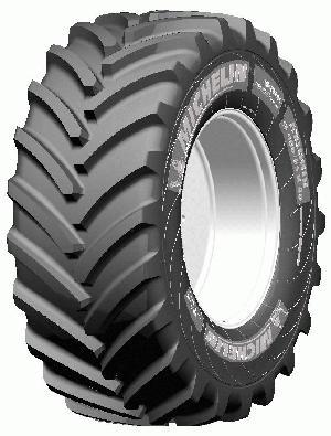 Neumático agrícola. Fuente: Michelin