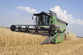 Cosechadoras de Cereal: ¿Cómo funcionan por dentro estas máquinas?