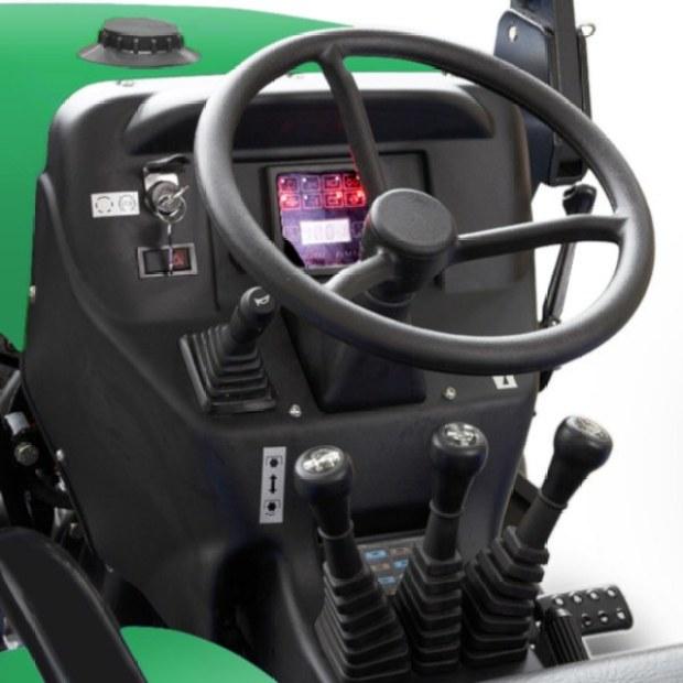 Cambio sincronizado tractor ferrari. Fuente: Tractores Ferrari