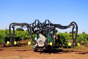 Pulverizadores y Atomizadoras: Máquinas para productos fitosanitarios