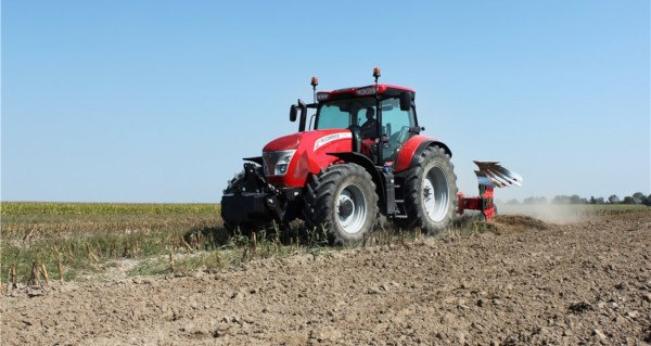 Argo Tractors. McCormick X7.6. Fuente: mccormick