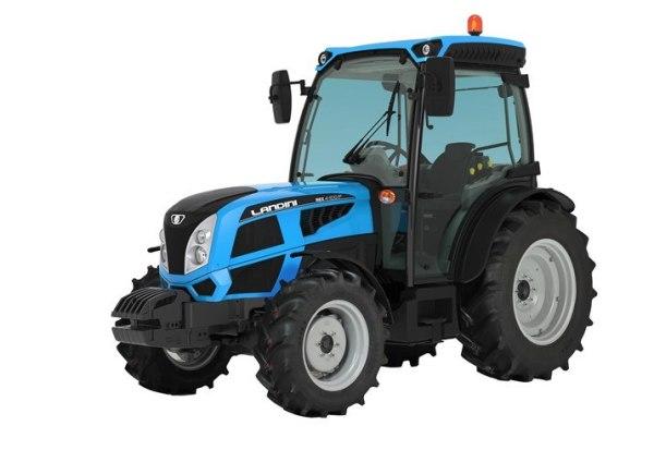 Argo Tractors. Rex 4. Fuente: Argo