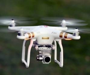 Drones en olivar