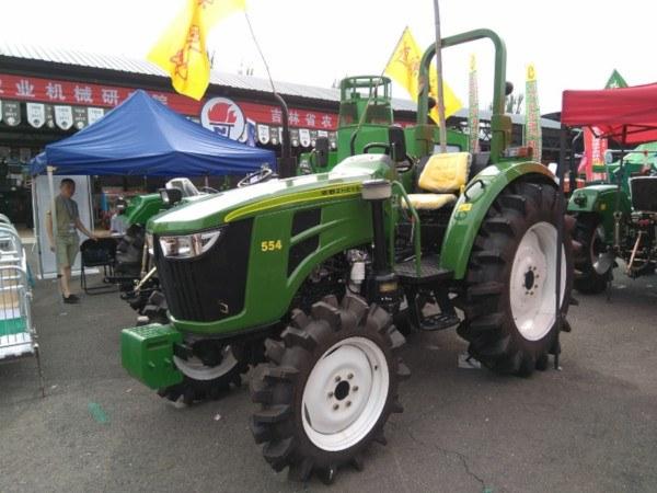 Imitación de tractor John Deere
