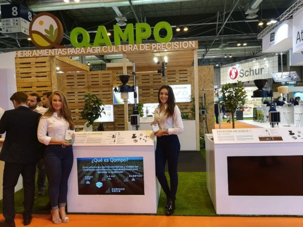 Qampo en Fruit Attraction