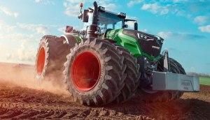 Transmisión en tractores agrícolas