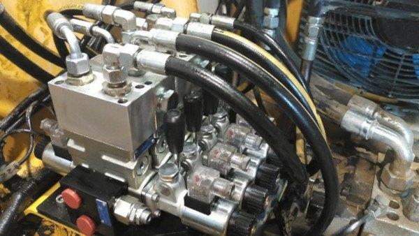 Transmisiones Hidráulicas en el Tractor. Elementos y funcionamiento