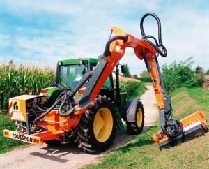 Aperos Hidráulicos en los Tractores: los más importantes