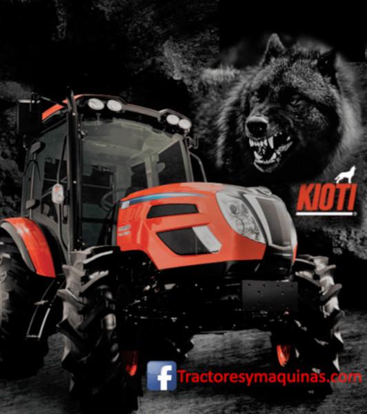 Tractores Kioti
