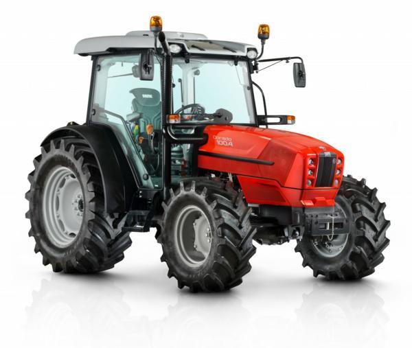 Tractor SAME Dorado 100.4