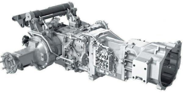 Tractores SAME con transmisión Powershift