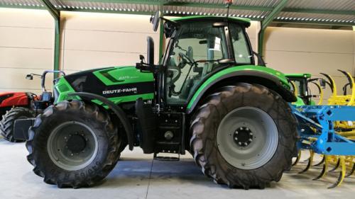 Precio de los Tractor Deutz-Fahr de segunda mano