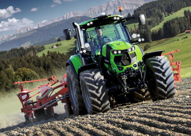 Tractores nuevos de Deutz-Fahr