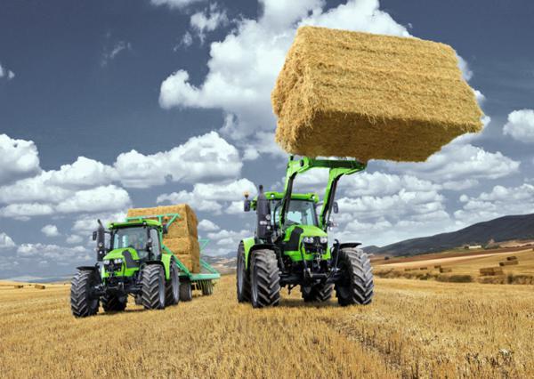 Tractores Deutz-Fahr nuevos