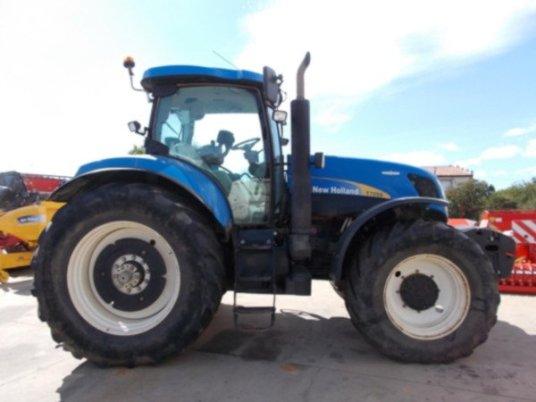 Tractor New Holland usado