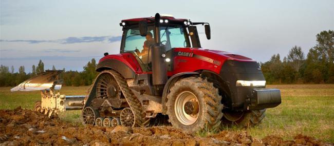 Tractor Case IH nuevo