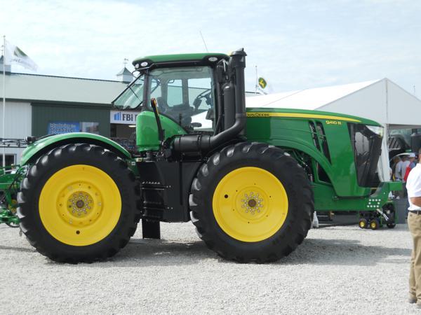 Tractor articulado John Deere 9410