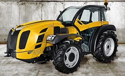 Tractores Pasquali pequeños