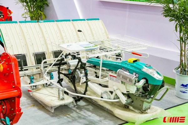 Maquinaria para arroz