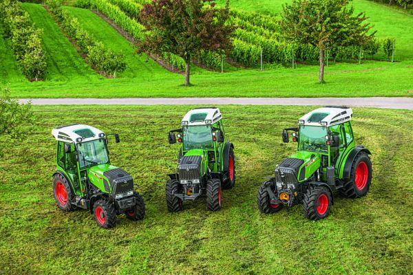 Tractores Serie 200 de Fendt
